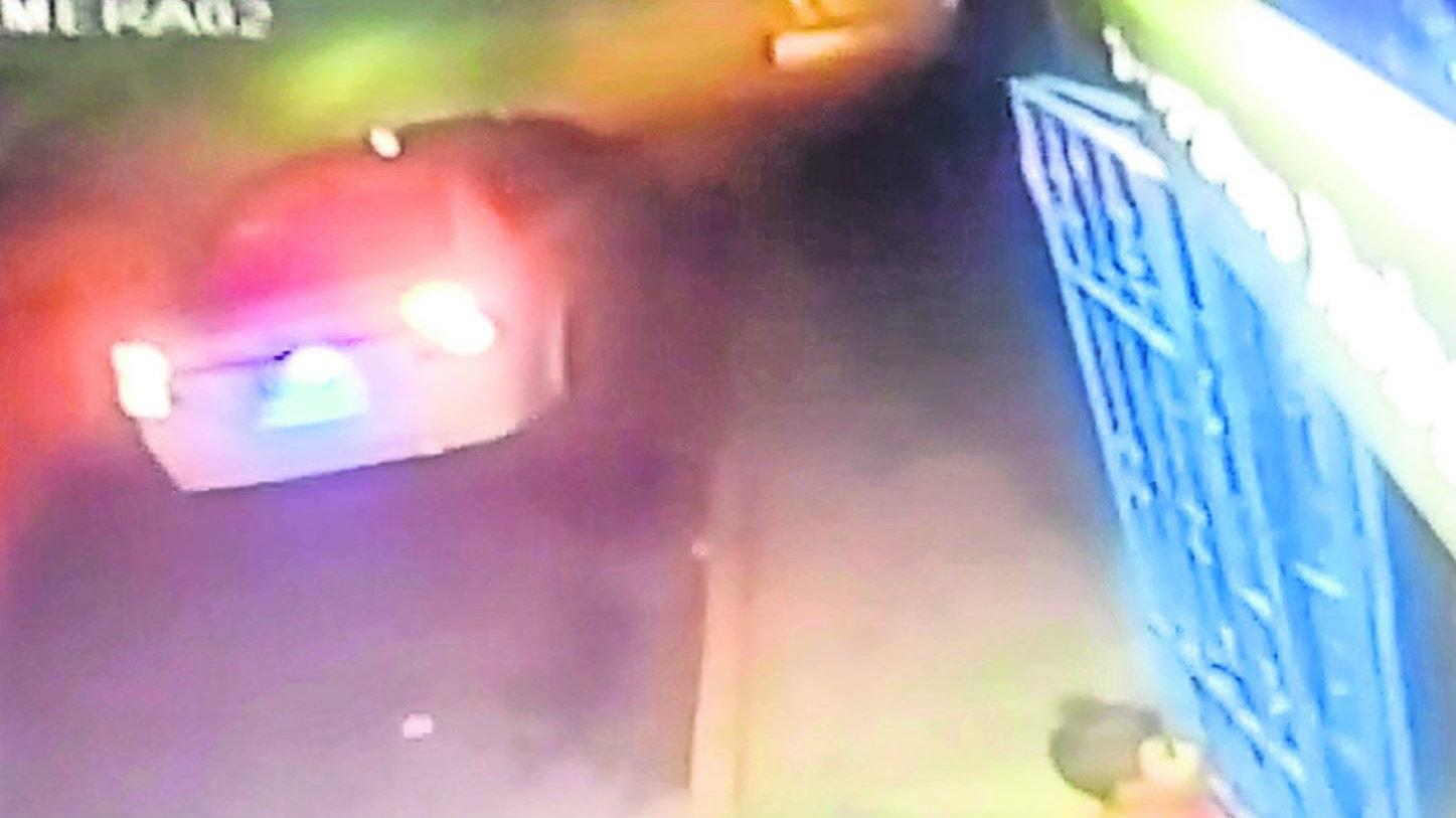 revelan video mujer escapa de taxista secuestrador morelos