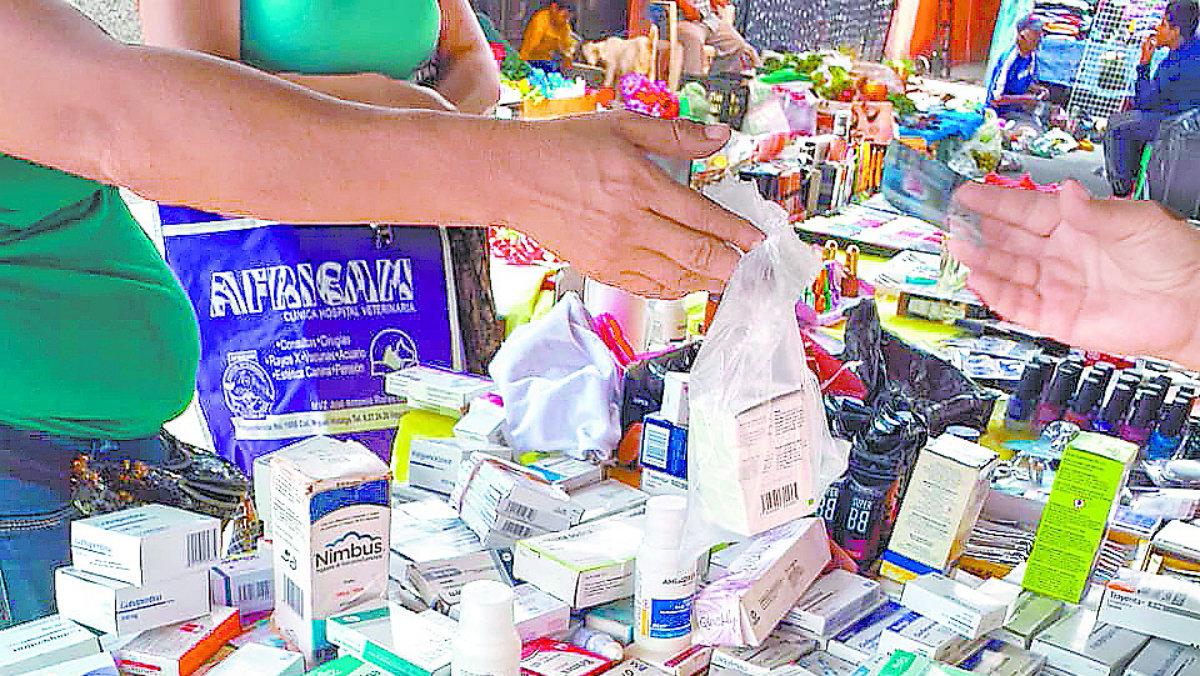 MEDICAMENTO PIRATA FALSO CONTRA CÁNCER DE MAMA ALERTA COFEPRIS