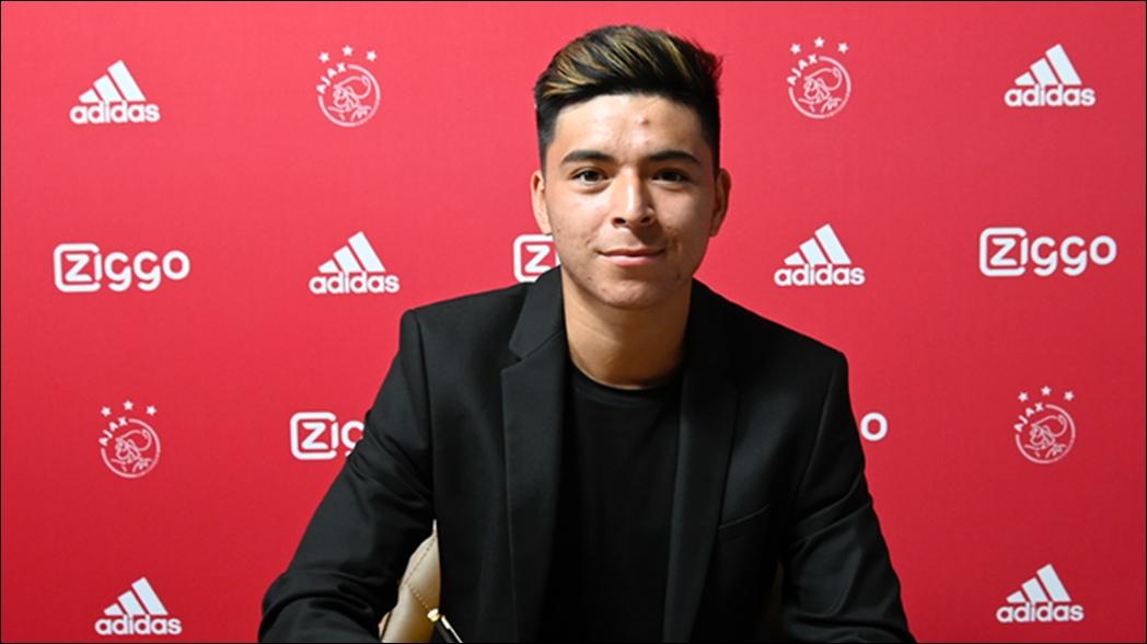 Ajax de Holanda se lleva a otro mexicano
