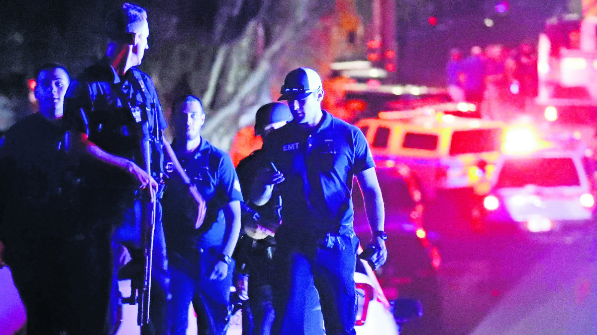tiroteo balacera festival gastronómico california deja tres muertos víctimas