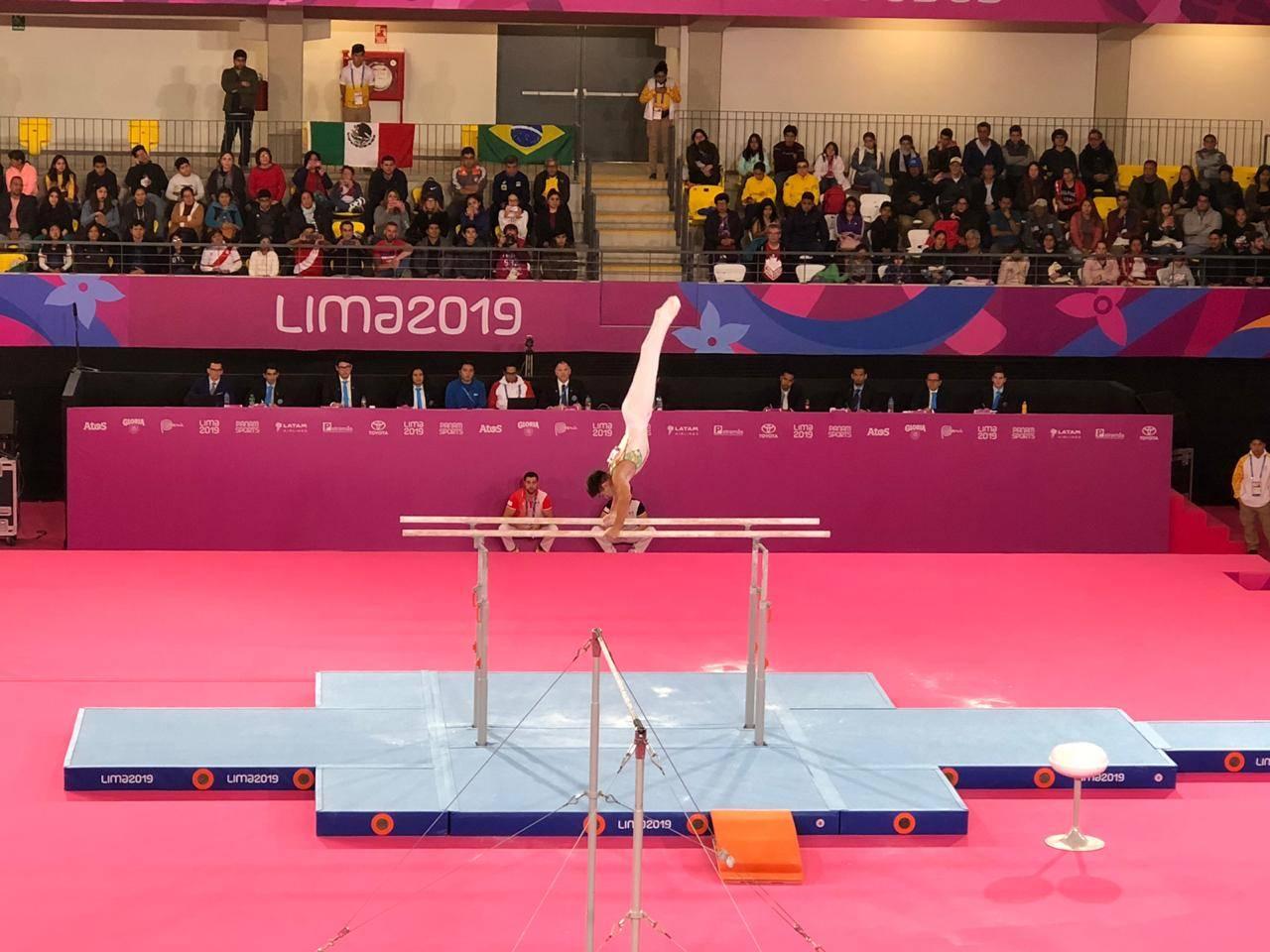 Gimnasia le da medalla de oro a México con Isaac Núñez