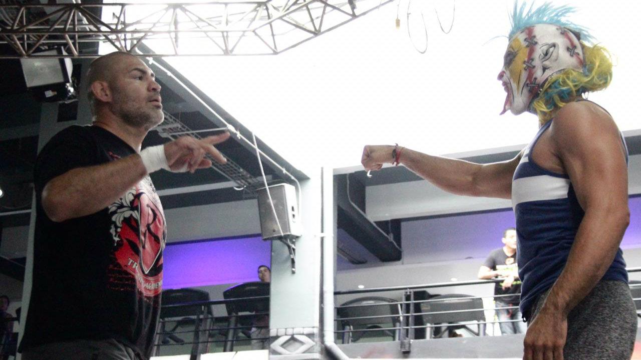 Caín está listo para rifarse junto a Psycho Clown en Triplemanía XXVII