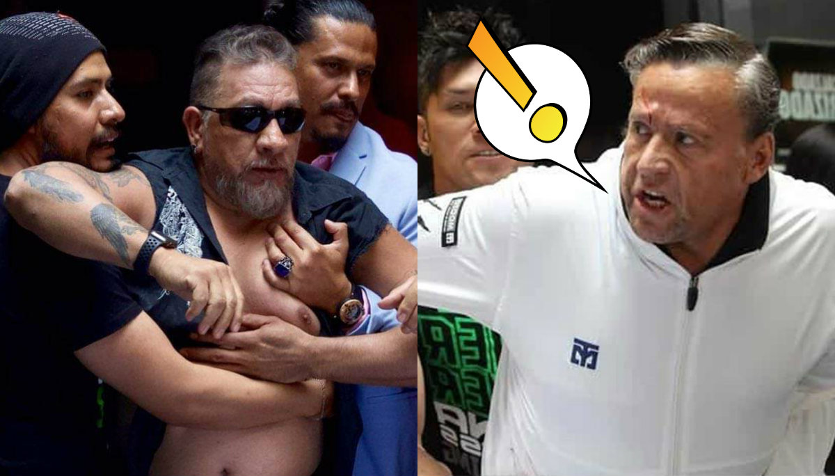 Carlos Trejo publica número telefónico de Alfredo Adame y se descontrolan los internautas
