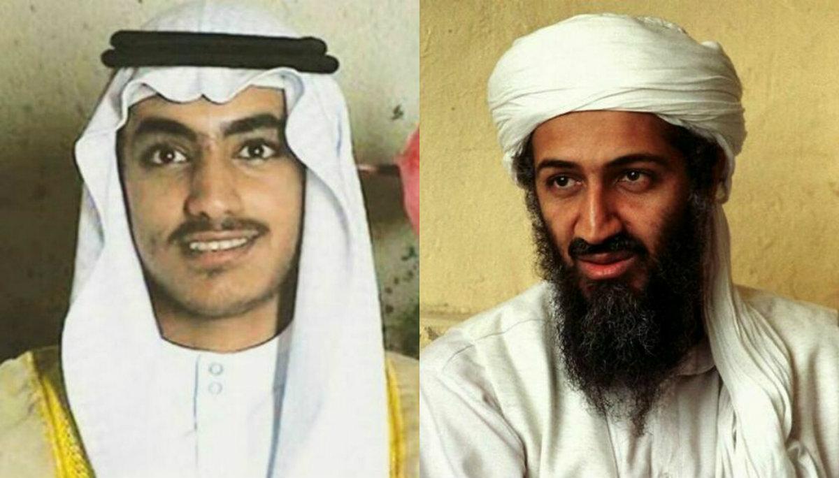Confirman muerte de Hamza hijo de Osama bin Laden