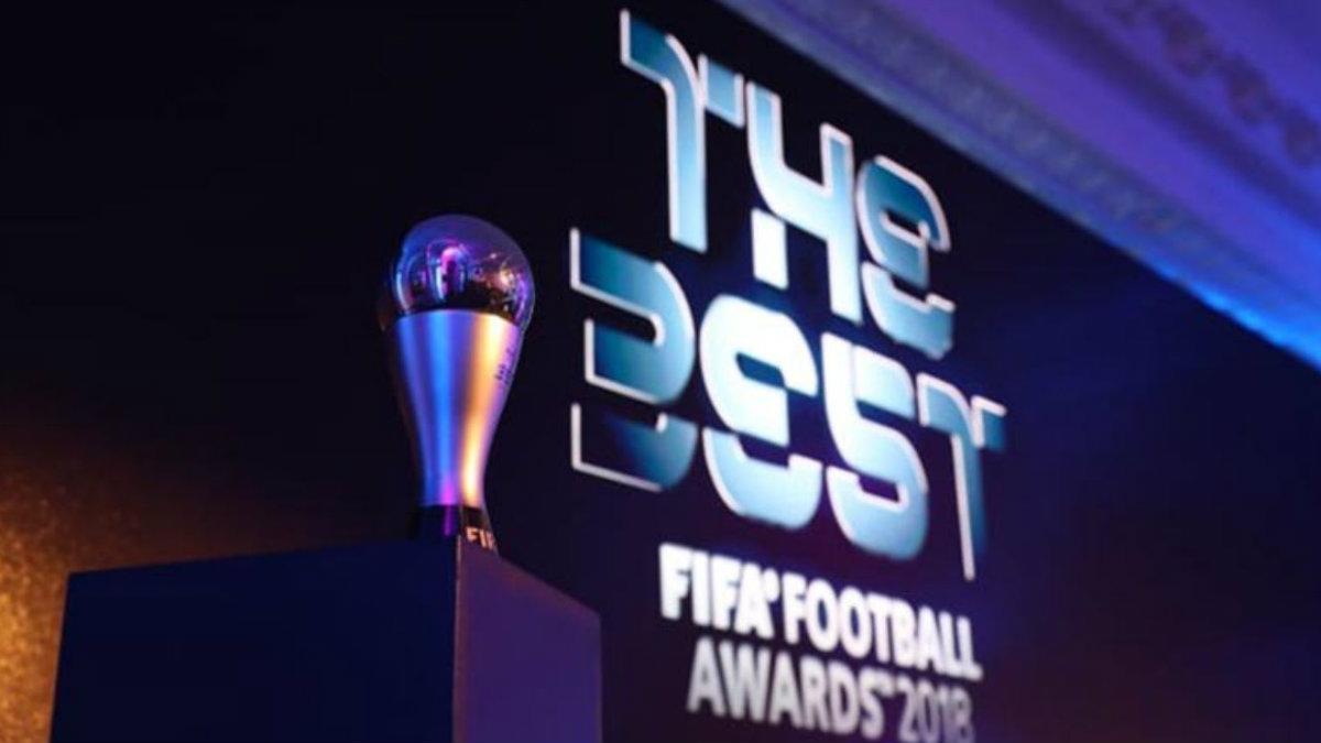 lista nominados premio the best fifa futbol lionel messi cristiano ronaldo futbolistas