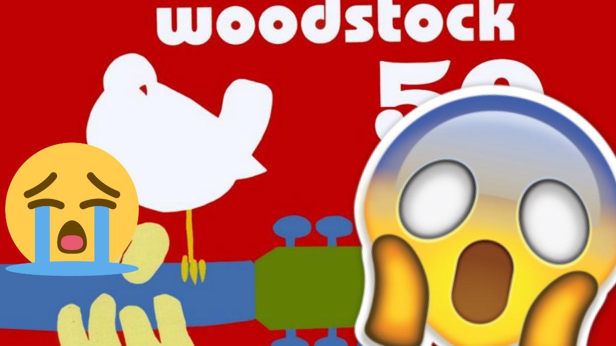 cancelan festival musical woodstock edición 50 contratiempos problemas artistas cancelan evento