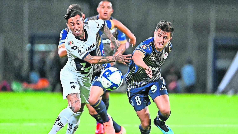Pumas Atlético San Luis Amaury García fútbol mexicano Míchel González Copa MX