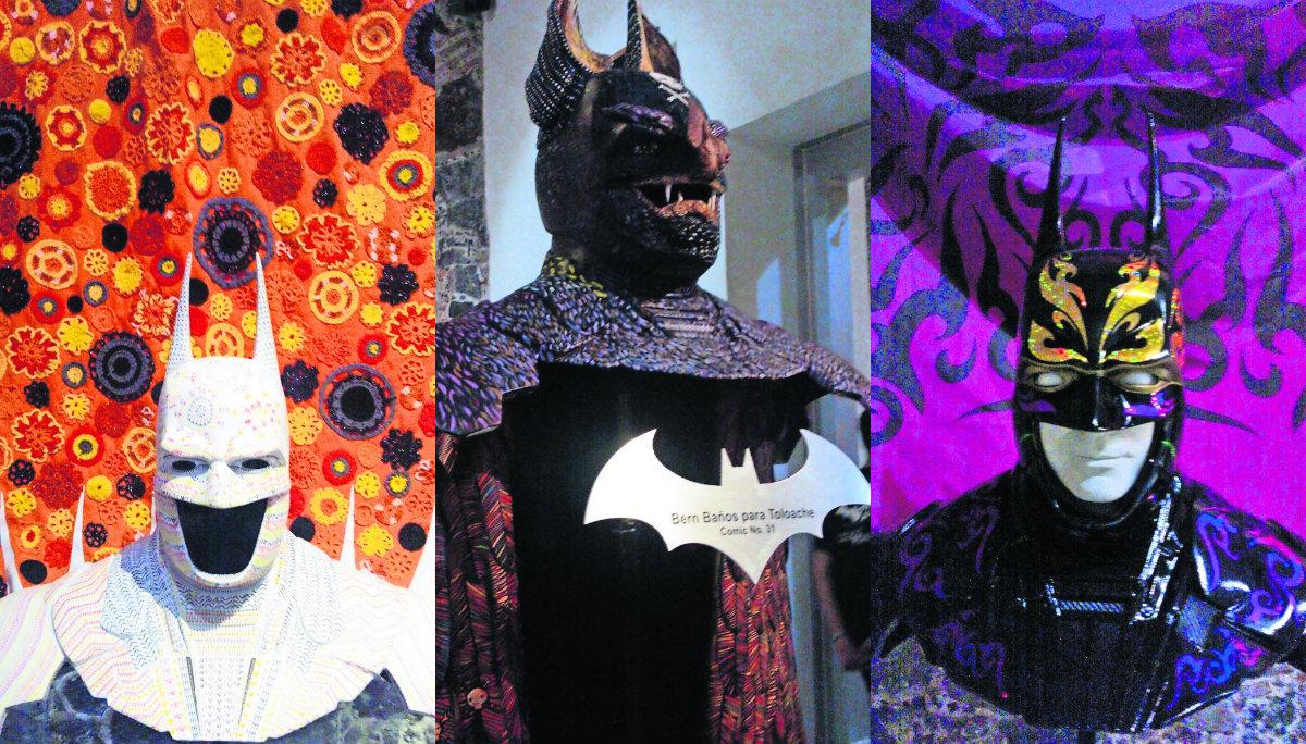 Batman llega a la Unboxing Toy Convention en CDMX