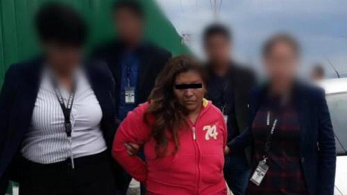Detienen a mujer por el presunto asesinato de su nieta de 9 años en Tenango del Valle