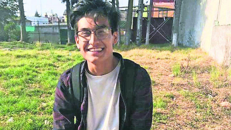 sepultan a Omar joven desaparecido en edomex