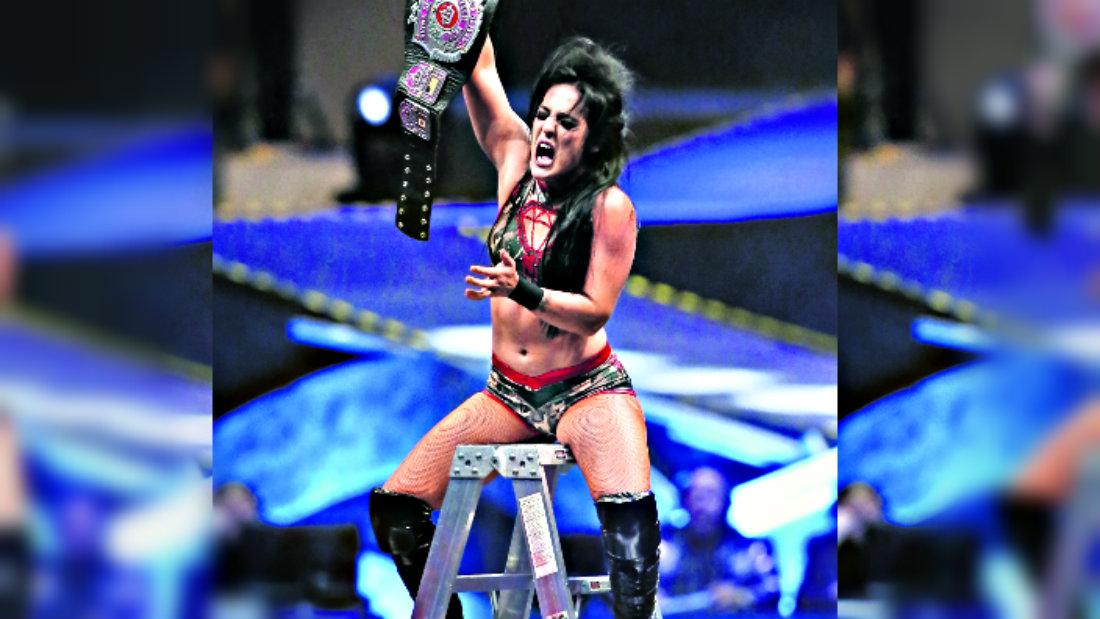 AAA lucha libre Tessa Blanchard