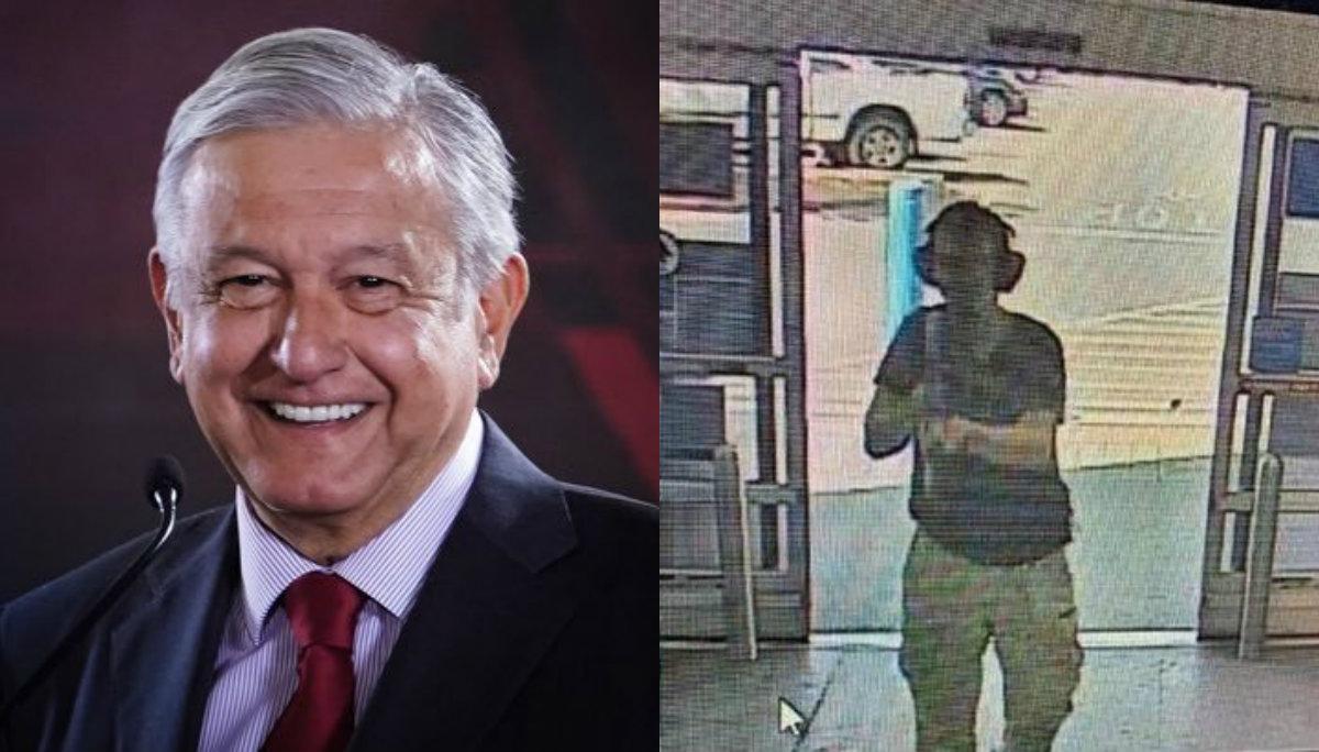 amlo confirma víctimas muertos heridos ataque armado tiroteo el paso texas gobierno estados unidos