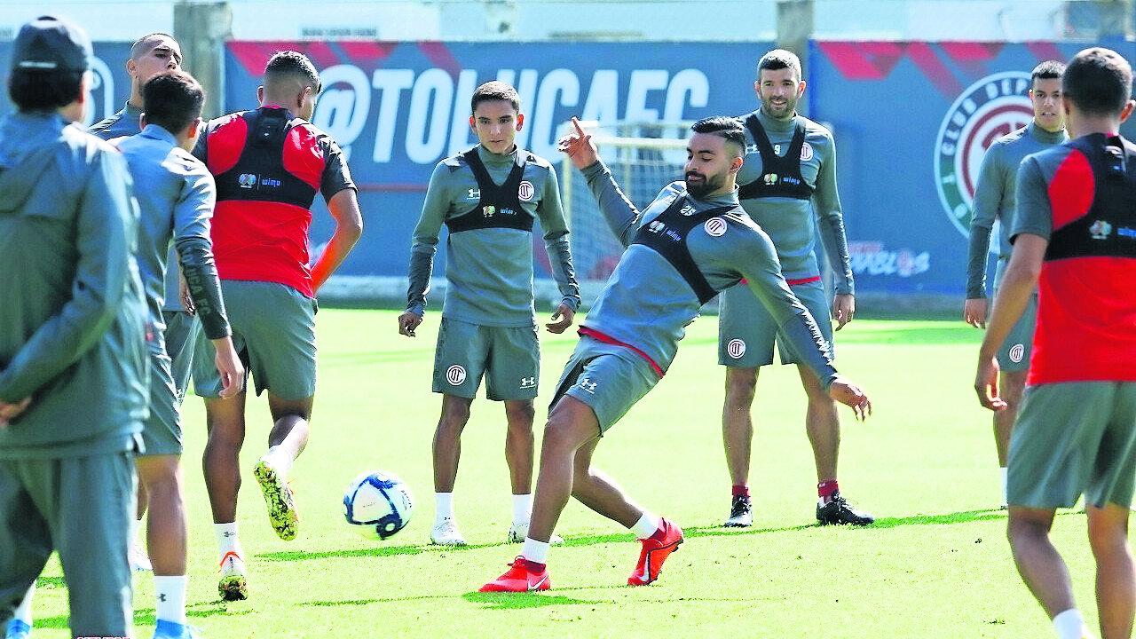 toluca futbol liga mx