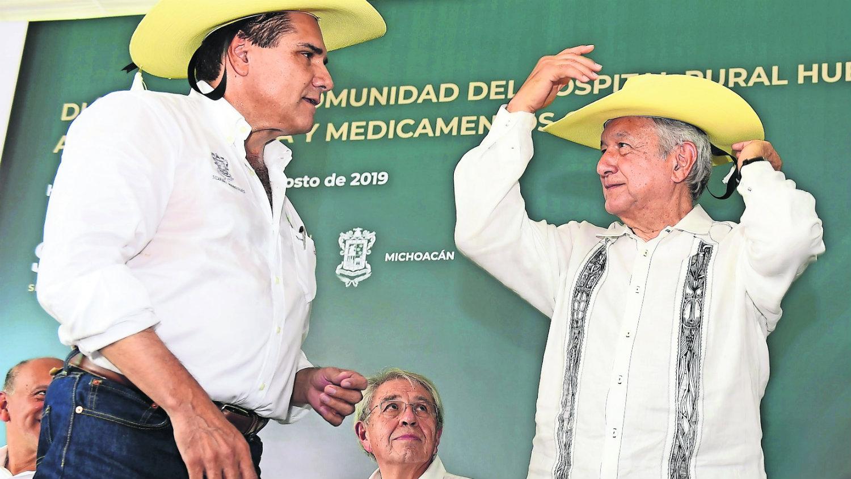 Andrés Manuel López Obrador censo escuelas Michoacán