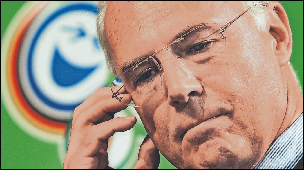 Fiscalía de suiza acusa fraude en organización de Alemania 2006