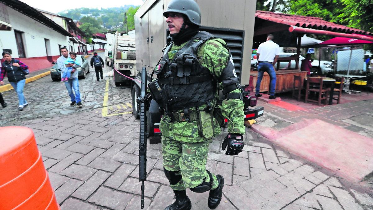 guardia nacional incrementan seguridad estado de méxico municipios inseguros alfredo del mazo edomex
