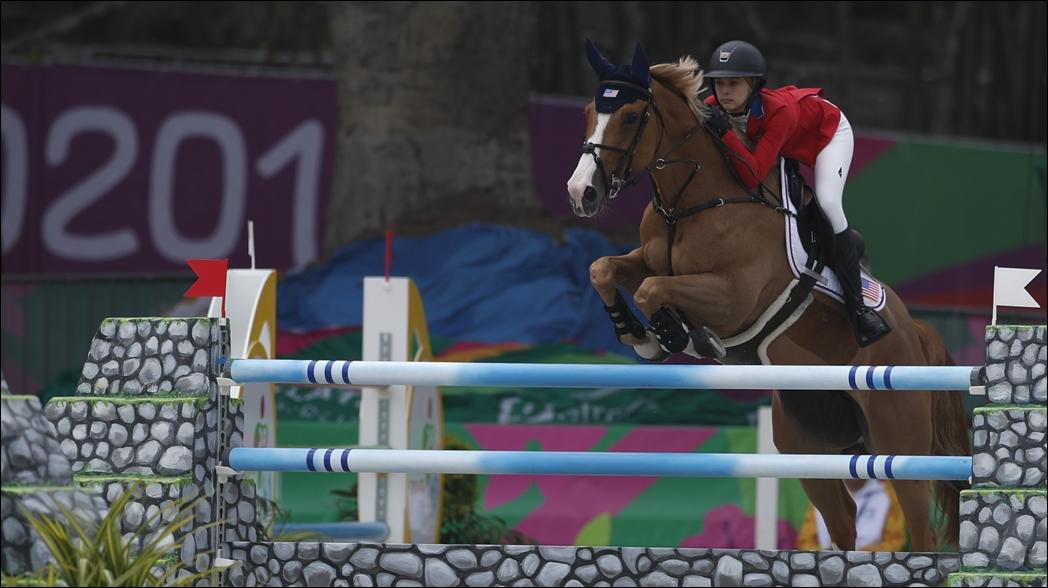 Hija de Steve Jobs participa en Juegos Panamericanos