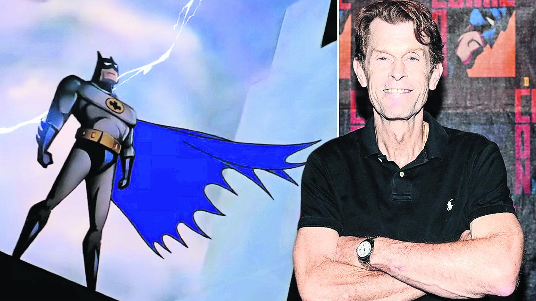 Kevin Conroy aparecerá como Bruce Wayne en la serie Crisis de Tierras Infinitas