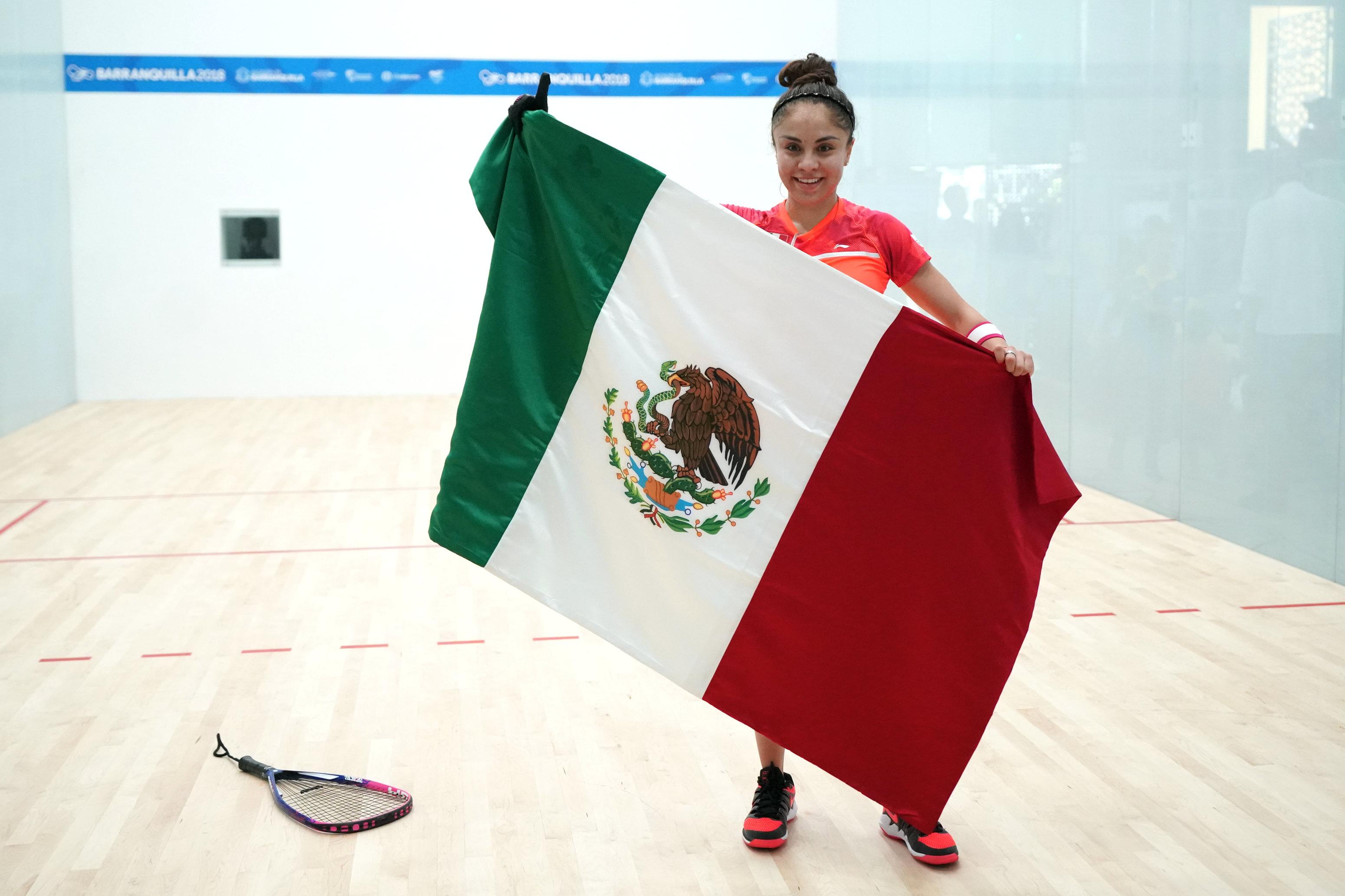 Paola Longoria gana oro en Panamericanos