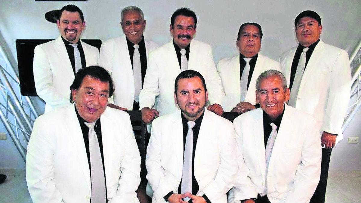 banda música tropical monterrey agrupación Tropikal Impakto
