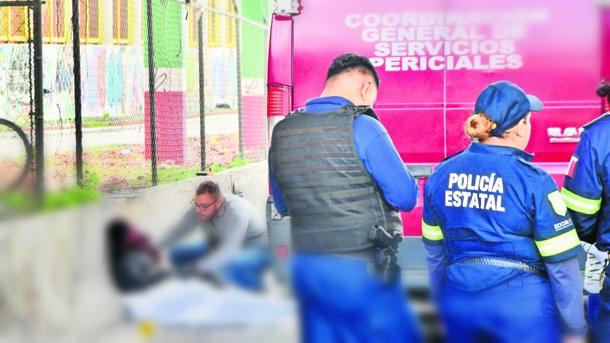 linchan ladrón se salva automovilista muere atropellado lo persiguen lo matan nezahualcóyotl