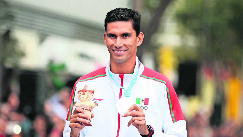Horacio Nava se despide de Lima 2019 ganando plata en 50
