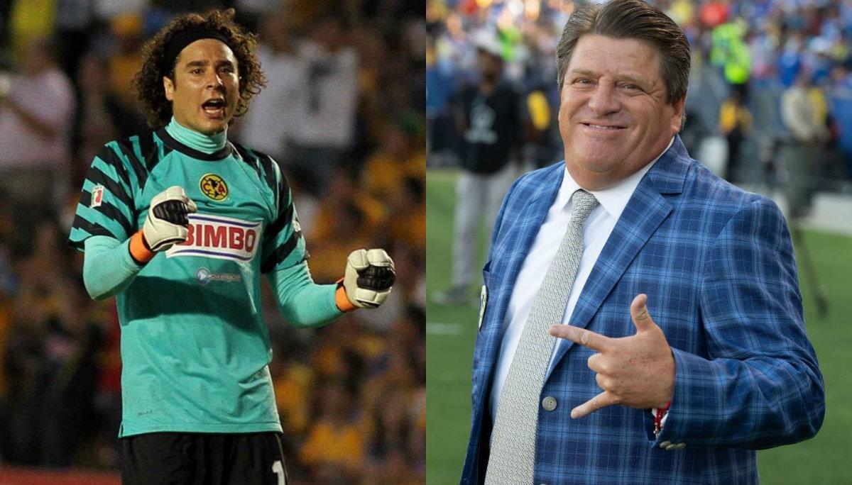 Paco Memo Guillermo Ochoa portero miguel herrera portero no tiene titularidad asegurada américa águilas regreso