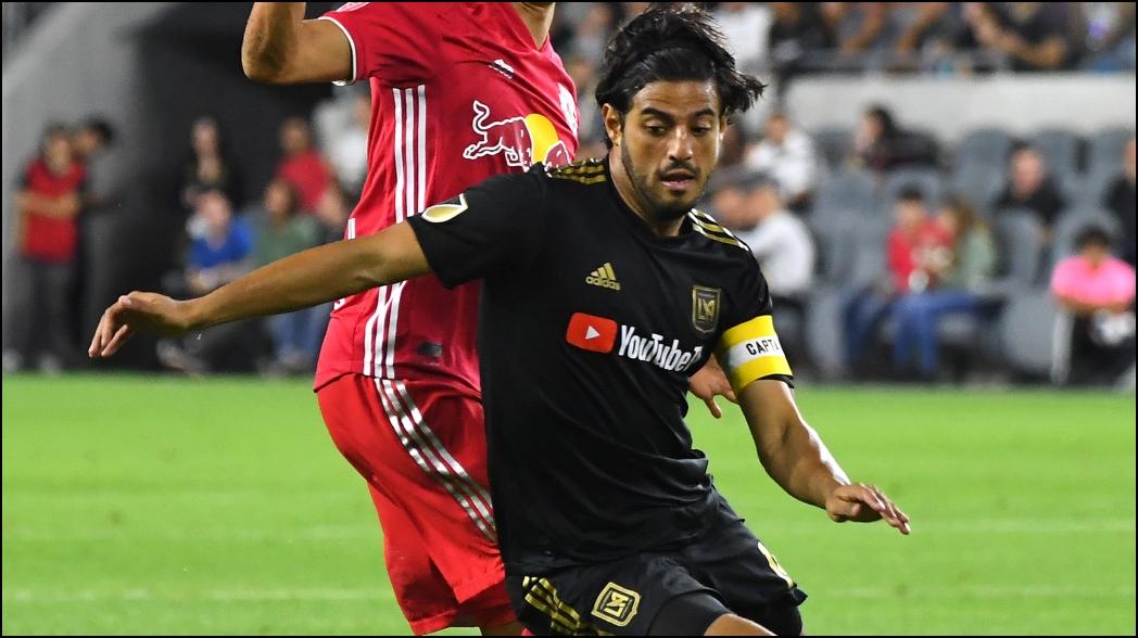 Carlos Vela ya es el mexicano con más goles en la MLS