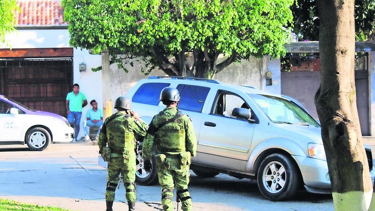 Se desata persecución y balacera en Jiutepec presumen ajuste de cuentas