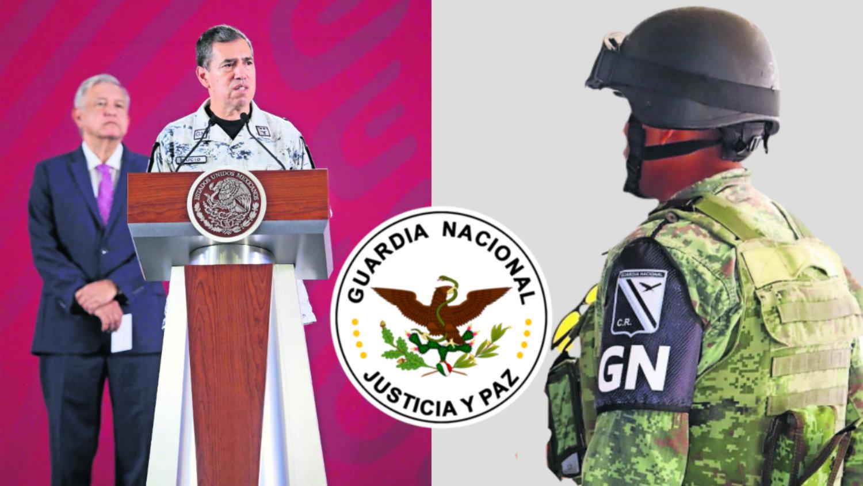 Guardia Nacional Luis Rodríguez Bucio