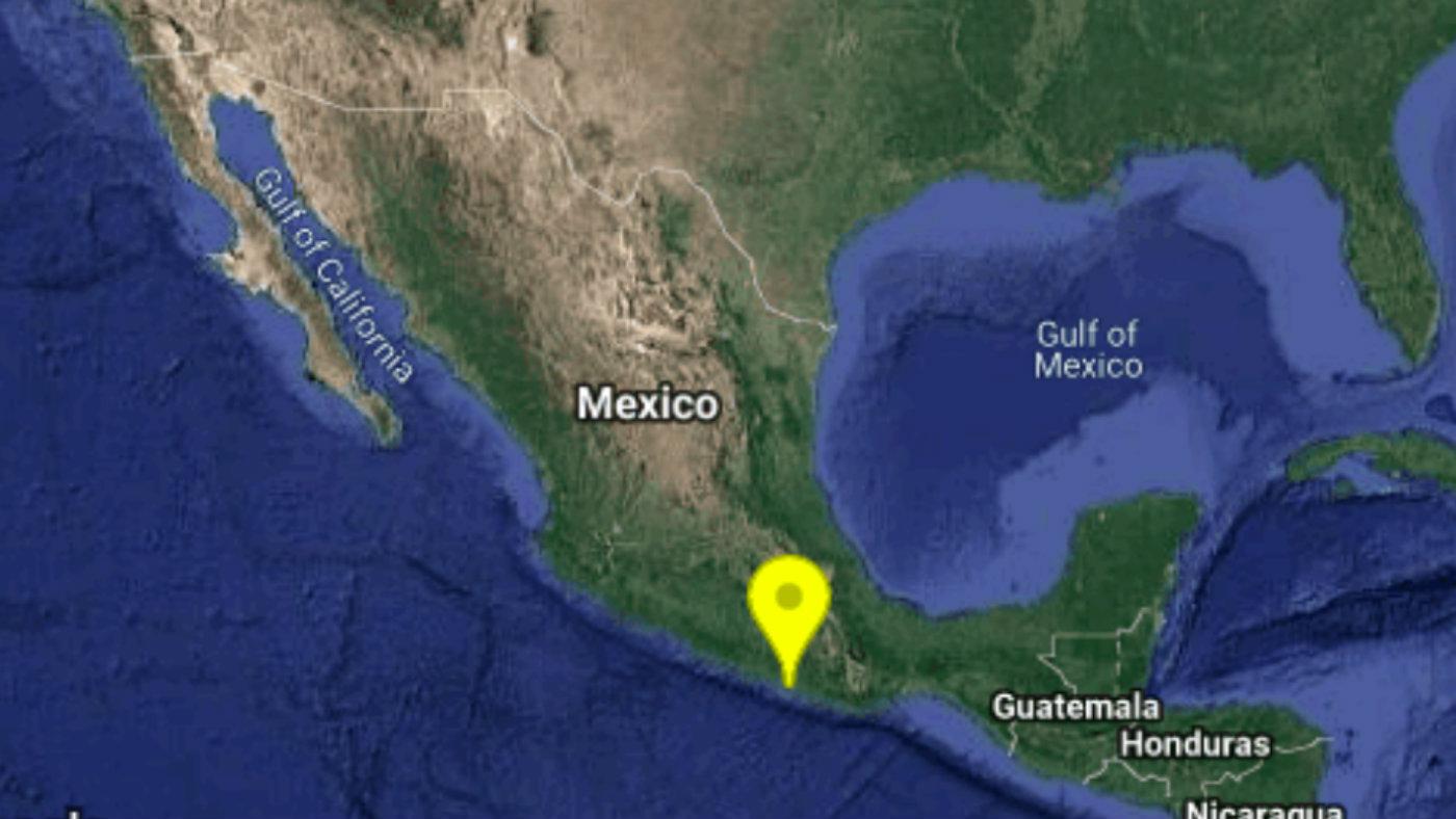 sismo alerta sismica temblor sismologico guerrero