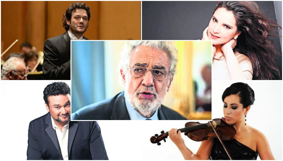 tenores cantantes ópera defienden plácido domingo acusaciones acoso sexual voto de confianza