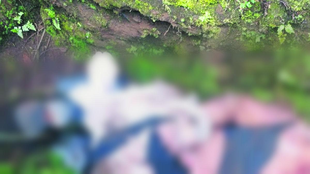 Perros devoran cuerpo de hombre maniatado y putrefacto en Huitzilac