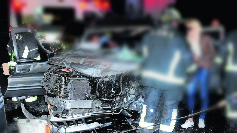 accidente automovilistico deja saldo de tres heridos en cdmx