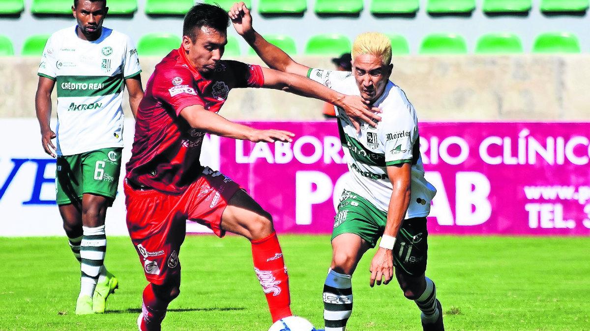 cañeros zacatepec vencen mineros futbol apertura 2019 méxico