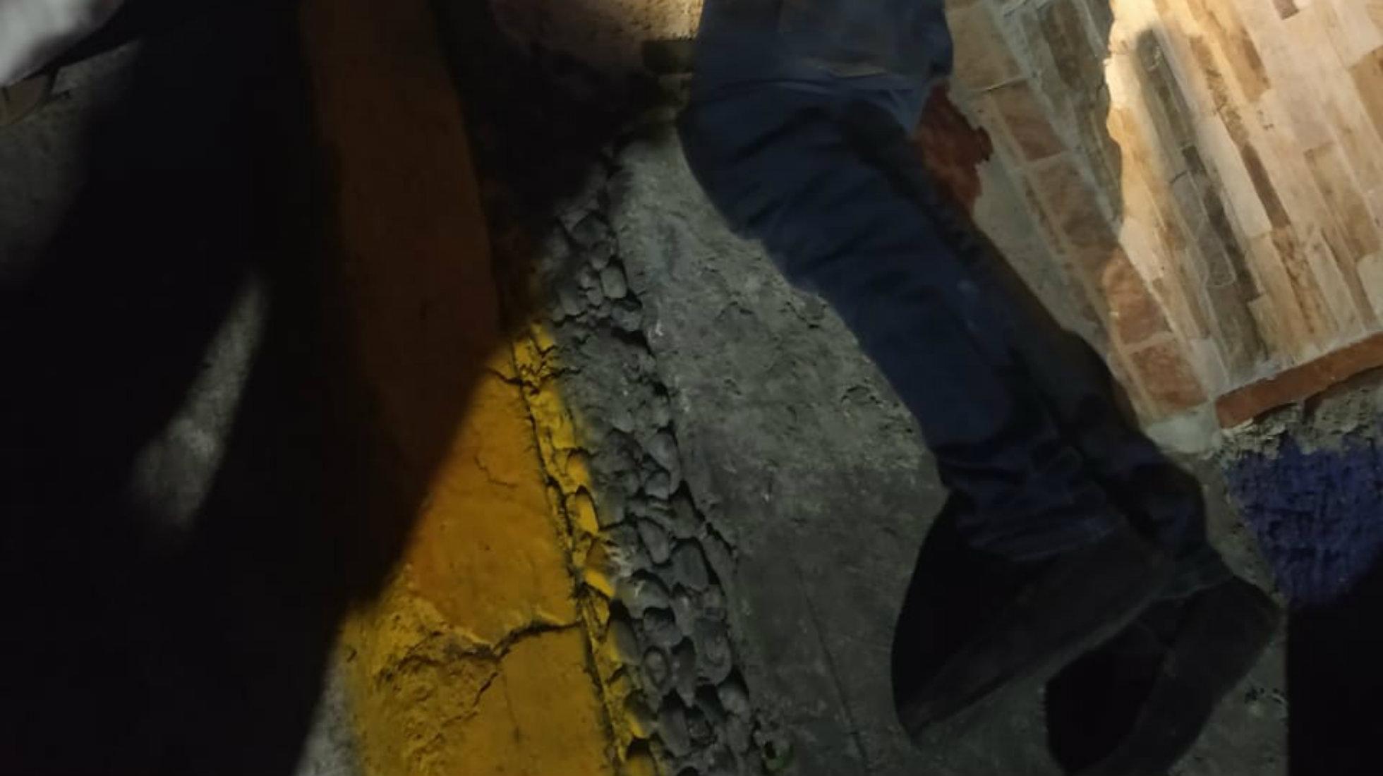 atacan taxista delincuentes asesino base de taxis gam cdmx