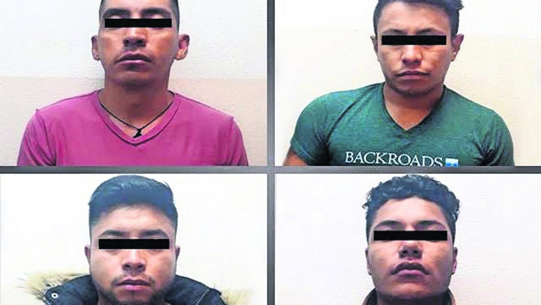 detienen a presuntos asaltantes fes acatlán