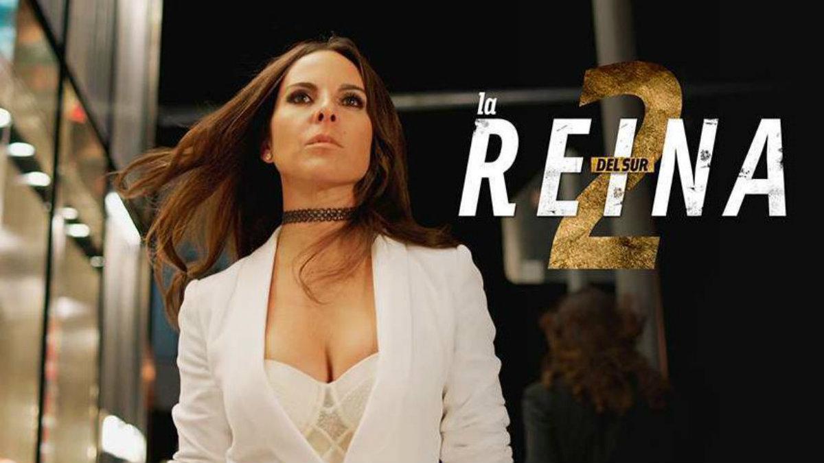 la reina del sur kate del castillo temporadas estreno netflix