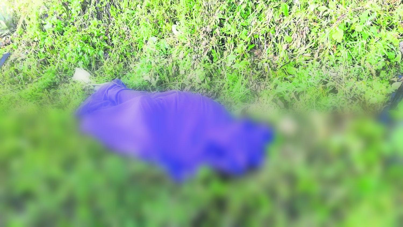 encuentran cadáver encobijado en Edomex