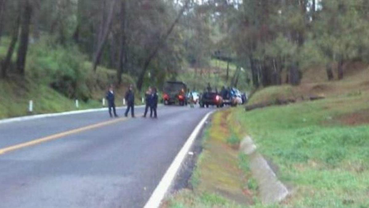 enfrentamiento armado muerto coronel michoacán