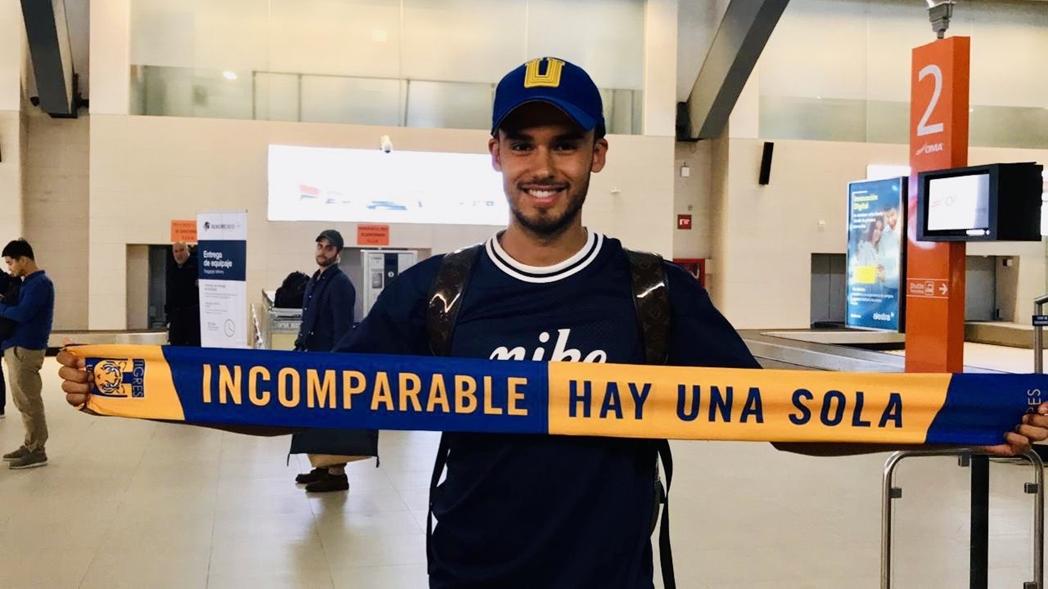 Diego ya presentó pruebas medicas y será presentado con los Tigres