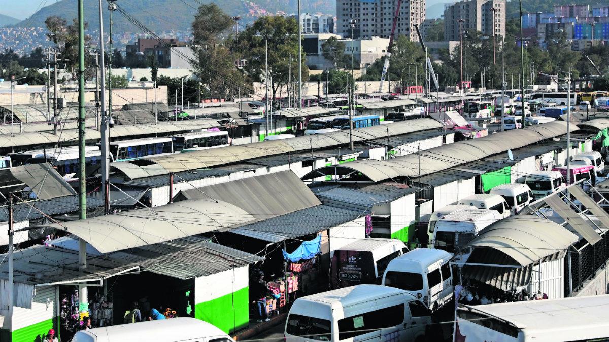 retoman proyecto evitar saturación transporte cetram indios verdes estado de méxico ciudad de méxico