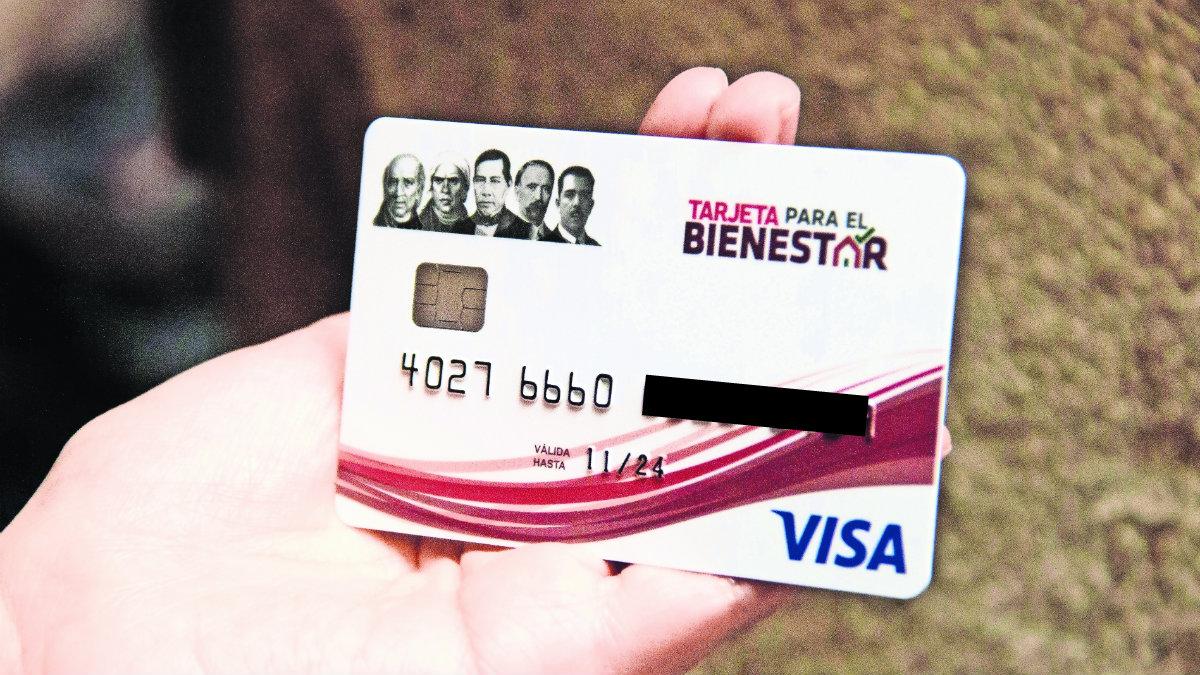 tarjeta para el bienestar apoyo económico adultos mayores abuelitos tarjeta septiembre claudia sheinbaum gobierno cdmx