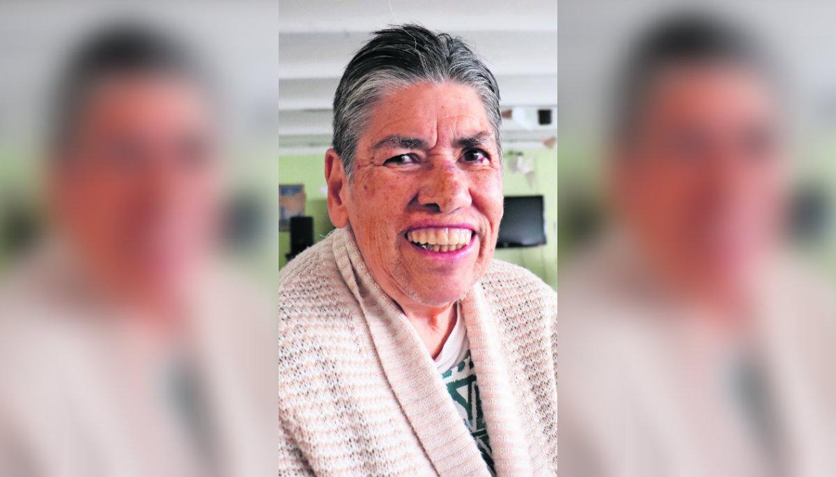 abuela abuelita encuentra nueva familia tras ser abandonada familiares la olvidaron asilo de ancianos edomex