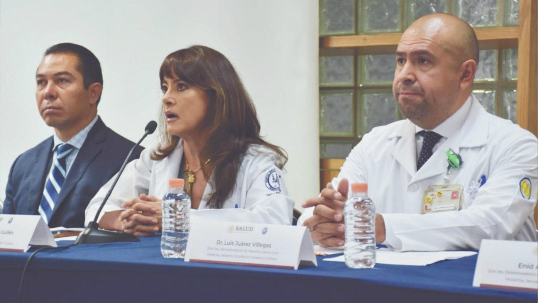 Hospital Infantil de México Mónica Villa