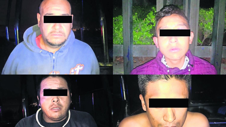 presuntos homicidas ecatepec fosa clandestina