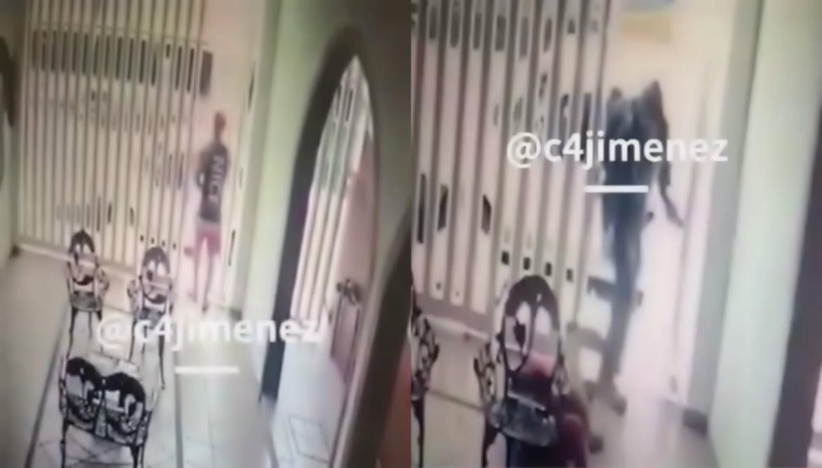 Difunden video del asesinato de stripper venezolano que cayó en una trampa en la GAM