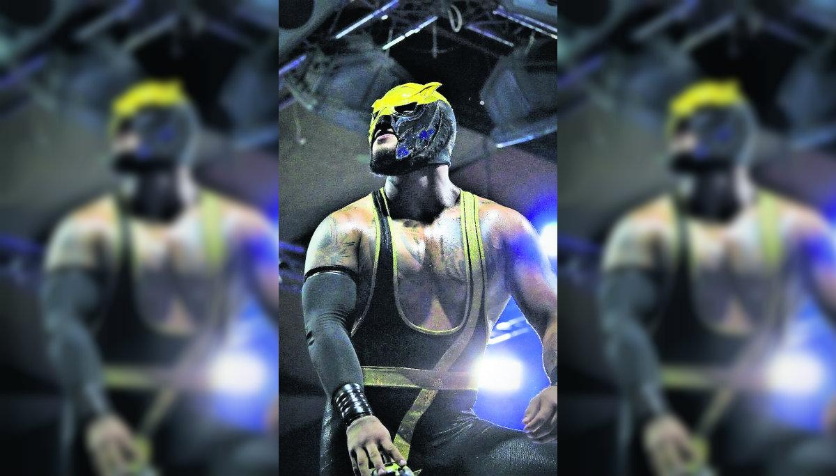 El Hijo de Canis Lupus quiere conquistar el ring en el cuarto aniversario de MDA