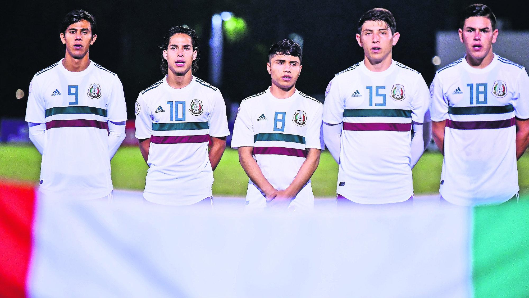 José Juan Macías se va con la Selección Sub-22