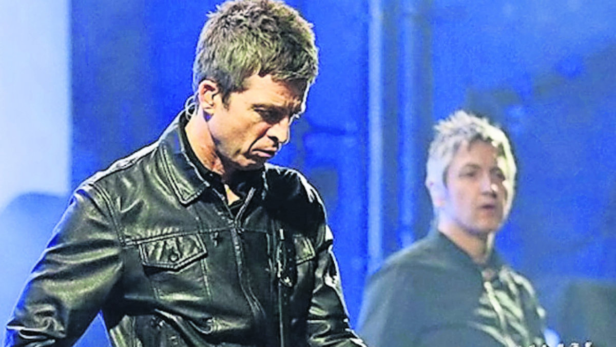 Noel Gallagher confiesa que quiere un musical de su banda Oasis
